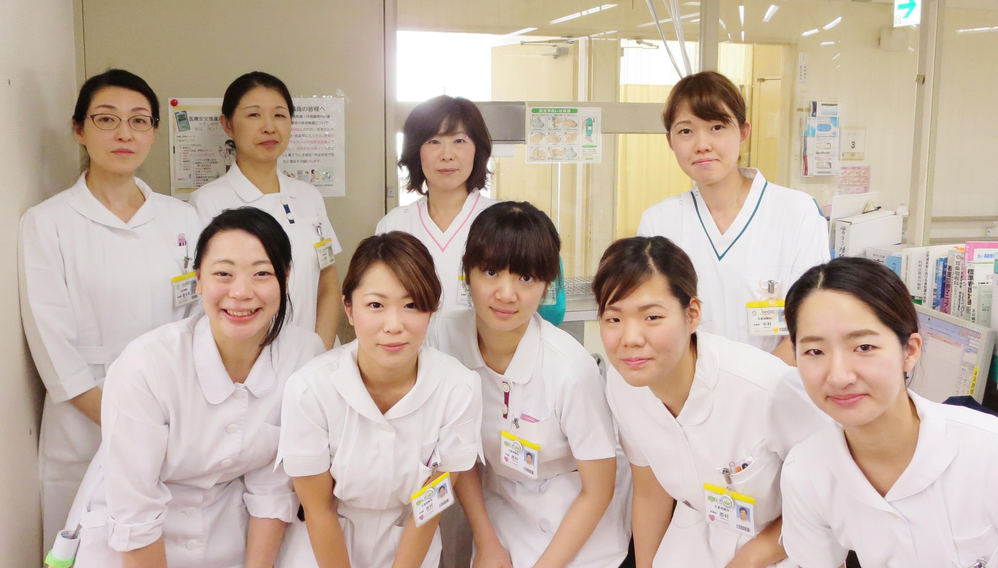 耳鼻咽喉科看護室 | 札幌医科大...